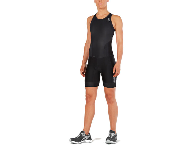 2XU Perform Y Back Trisuit Women black/black